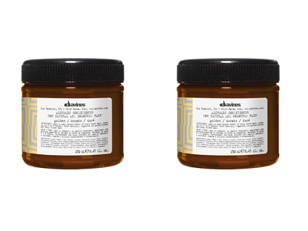 DAVINES ALCHEMIC GOLDEN odżywka wł blond 250ml