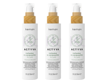 Kemon ACTYVA FLUID VOLUME E CORPOSITA 150 ml