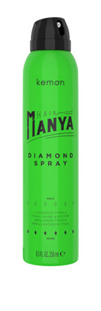 Kemon NABŁYSZCZACZ DO WŁOSÓW DIAMOND SPRAY 250 ml