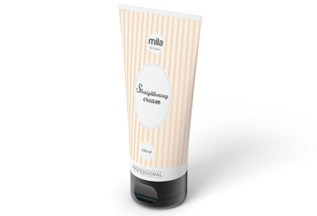 MILA PRO Straightening Cream balm prostujący150 ml